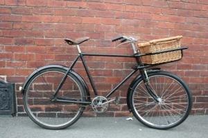 butcher's bike