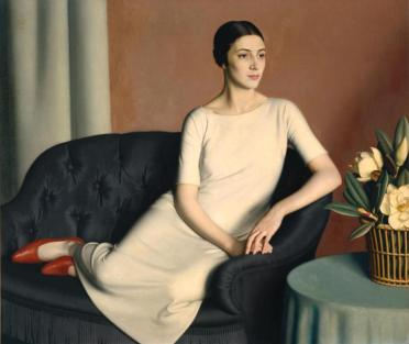 Meredith Frampton 1894-1984 Presented by the Friends of the Tate Gallery 1982 http://www.tate.org.uk/art/work/T03415