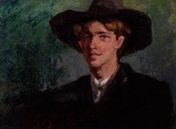 by Clara Ewald, oil on canvas, 1911