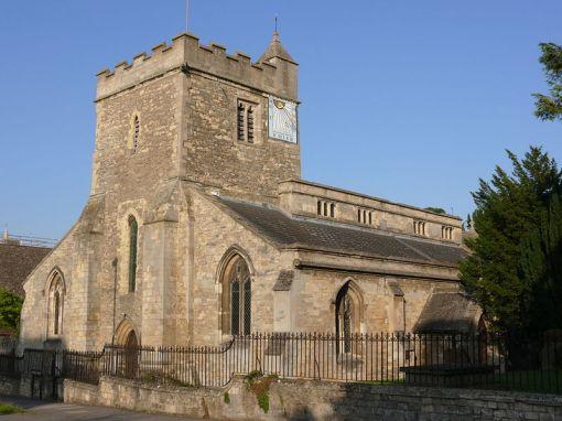 St Cross church, Oxford