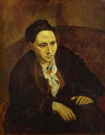Gertrude-Stein-Pablo-Picasso