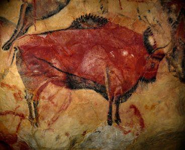 Altamira_bison