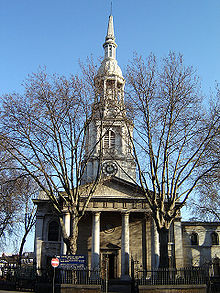 St Leonard's Shoreditch